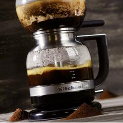 Elektriskais sifons vai vakuuma kafijas kanna