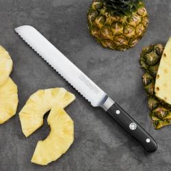 "8"" Scalloped bread knife (blade 20cm)"