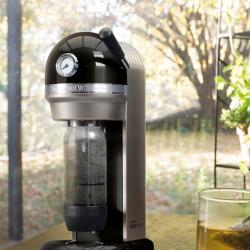 """Gazuotų gėrimų gaminimo įrenginys """"SodaStream"""""""