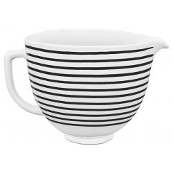 Керамическая чаша  для миксера  4,7 L (Horizont)