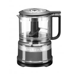Mini köögikombain (Purustaja) 0,83 L / hõbehall