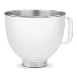 """Bowl """"Artisan"""" 4,8L / white"""