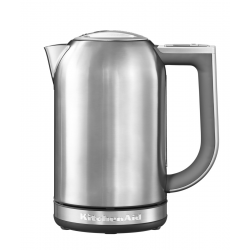 Kettle 1,7l, stainless