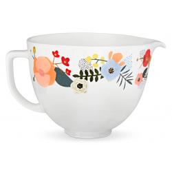 Keramikas trauks 4,8L, White gardenia