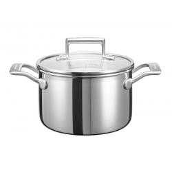 3-ply sauce pot 18cm, 2.8L