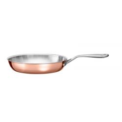3-ply pan 30cm, copper