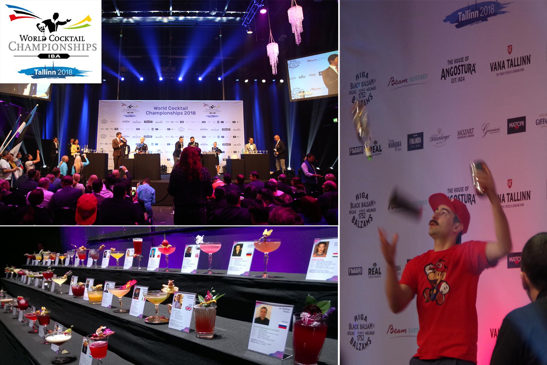WorldCocktailChampionships 2018 Tallinn