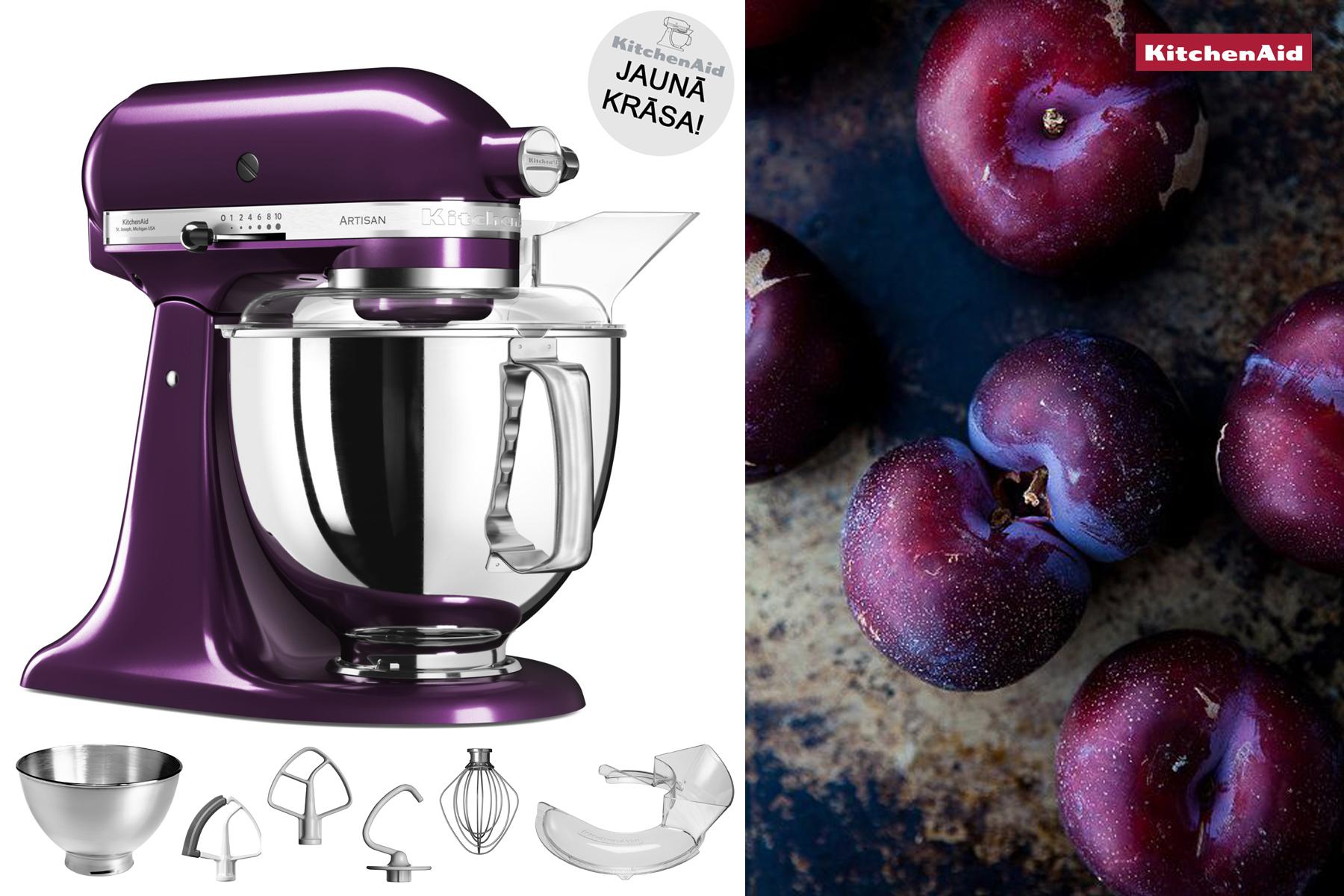 Mixer Artisan Plumberry