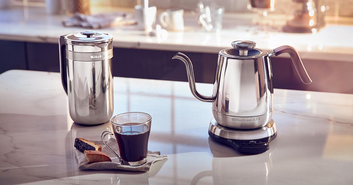 Цифровой чайник Precision Artisan